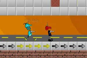 Platform Racing 2 is free multiplayer racing game! Do you have what it takes to be best?Create your own avatar and customize it whenever you want, create your own levels, […]