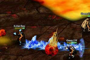 Free multiplayer arena fighting RPG. The rules are simple: kill a lot and die a little. Choose your warlock and 4 spells and you are ready to go. There are hard […]