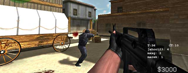 Military Wars is free online multiplayer 3D First-Person Shooter (FPS). Choose one of nine weapons, compete with other players and make your mark in global leaderboards! Controls: Mouse, WASD, G- […]