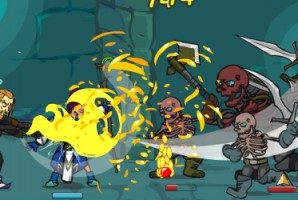 Dungeon Blitz is free-to-play, Flash MMORPG with awesome cartoon-like graphics. Join thousands of online players in battle which can last how long you want. Play for hours or minutes. You do not […]