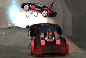 Cool futuristic 3D multiplayer car combat game! Drive your carbon car skillfully, aim and shoot at enemies in battles on ground and even in air! You can even get out of […]