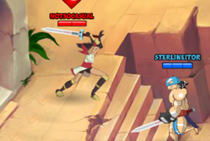 Heroes of the Sword is arena fighting side scrolling RPG. Grab you sword and enter the battle of fantasy heroes! Collect shurikens and health potions to get advantage over your […]