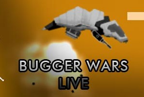 Jump into your spaceship and join the bugger wars! Fly throgh the arena, hide behind corners and shoot down your opponents! It's free for all – deathmatch. So watch your […]