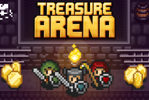 This game is all about coins! Loot as many treasures as possible in multiplayer battle arena for up to 4 players. Attack your rivals and jump, dodge, block to survive! […]