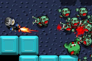 How long can you last in endless wave of zombies? Try to become the ultimate zombie hunter! Collect armors and first aids to survive! Every time you level up your […]