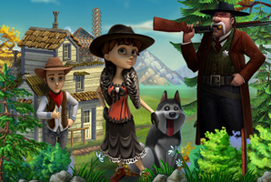 Begin your epic journey for a lost expedition of gold-diggers in North America frontier! With the help of the Inuits begin building your colony and start new life. Find clues […]