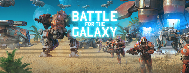 Explore the deep space and battle for the galaxy! You are the commander of one of the most advanced forces in the galaxy. Strategically manage your resources and build your […]