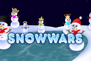 Multiplayer game with snowmen and snowballs! Collect snow to grow. Throw snowballs at other players to defeat them! Customize your snowman with various hats – you can even unlock a […]