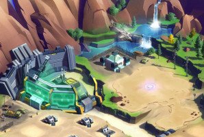 Build your new futuristic base, expand your empire and get prepared for World War 3! An awesome sci-fi strategy game from the Goodgame Studios. Controls: Mouse