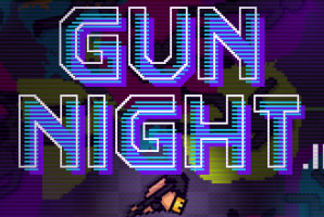 A fast-paced, top-down gun-fighting game! It is free for all mayhem, eliminate other players! Controls: Mouse, WASD